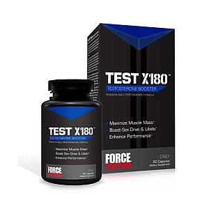 Test X 180 Force Factor 60ct