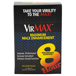 Virmax 30ct Male Enhancement