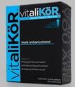 Vitalikor Fast Acting 20 ct - Male Enhancment