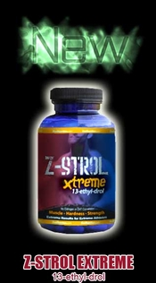 Z-Strol Extreme 90ct by Evol Nutrition