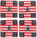 Fourth of July Coasters