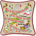 Night Before Christmas Pillow