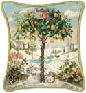 Partridge Pear Tree Pillow