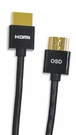 20in High Speed Slim Tight Fitting HDMI� Cable 4K Ready