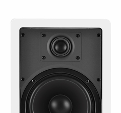 "6.5"" In Wall Speakers"
