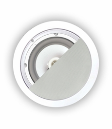 "6.5"" Weather Proof Outdoor Ceiling Speakers ICE600WRS Pair"
