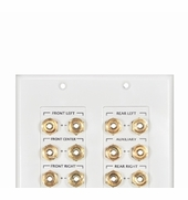 Audio Video Wall Plates