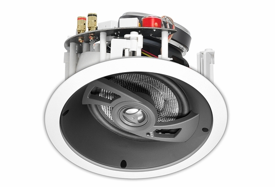 "MK670 Angled Kevlar Woofer 6.5"" LCR Ceiling Speaker Dolby Atmos® Ready"