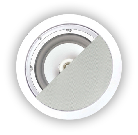 6 5 Quot Weather Proof Outdoor Ceiling Speakers Ice600wrs Pair