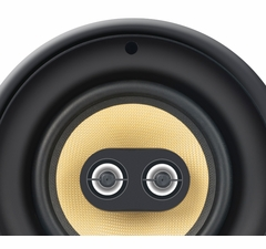 Dual Voice Coil Singel Stereo Ceiling Speakers