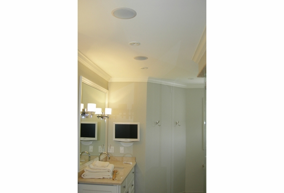 "8"" Weather Proof Ceiling Speakers ICE800WRS Pair"