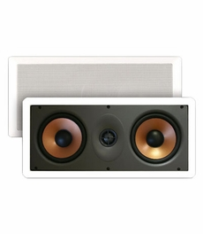 IW545 High Performance In-wall Center Channel Speaker LCR