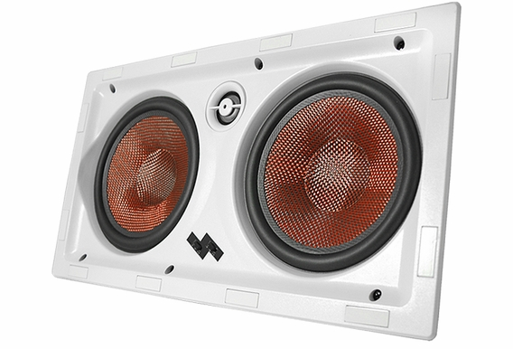 IW750LCR Trimless Kevlar 6.5 In Wall Center LCR Speaker