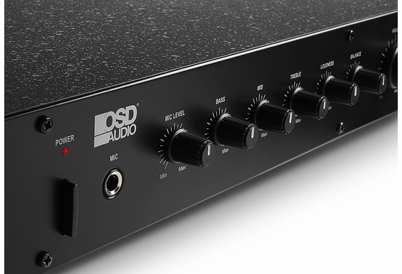 OSD Audio Preamp Professional Home Stereo Pre Amplifier PRE1