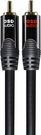 OSD Gold Series RCA Audio Cable 12ft