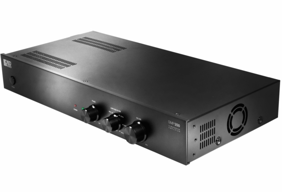 SMP250 250 Watt Mono High Current Class A/B Subwoofer Amplifier