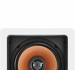 Square In-Wall Speakers