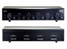 SSVC6D 6 Pair Speaker Selector 300W Volume Control Dual Source