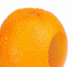 USB Fruit Decorating Speakers