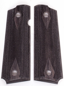 Charcoal Laminate Grips for Taurus 1911