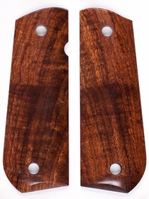 Hawaiian Koa - Round Butt Full Size 1911