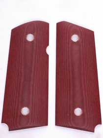 Para PDA - Linen Phenolic - Red - Smooth