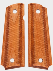 Rio Grande Applewood Dymondwood - Double Diamond Checkered
