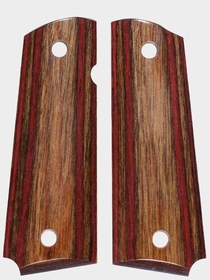 Rosewood and Walnut Dymondwood