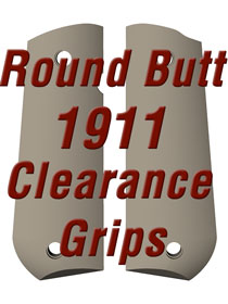Round Butt Clearance Grips