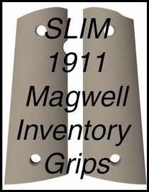 Slim 1911 Magwell Inventory