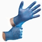Blue Vinyl Gloves Wholesale