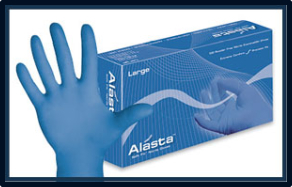 Dash Alasta Powder-Free Nitrile Exam Gloves