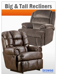 Big & Tall Recliners