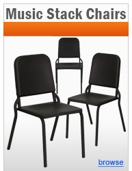Music Stack Chairs