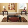 Signature Design by Ashley Birstrom 3 Piece Occasional Table Set [FSD-TS3-11BK-GG]