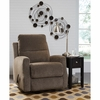 Signature Design by Ashley Fambro Rocker Recliner in Taupe Chenille [FSD-5599REC-TPE-GG]