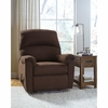 Signature Design by Ashley Otwell Wall Hugger Recliner in Java Fabric [FSD-8759REC-HUG-JAV-GG]