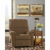 Signature Design by Ashley Pranit Wall Hugger Recliner in Walnut Chenille [FSD-7869REC-HUG-WAL-GG]