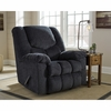 Signature Design by Ashley Turboprop Rocker Recliner in Slate Fabric [FSD-1459REC-SLA-GG]