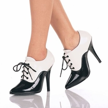 5'' High Heel Oxford Pump