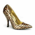 4 1/2'' Curved Heel Classic Pump