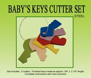 BABY KEYS CUTTER SET