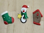 CHRISTMAS MINI MOLD SET 3