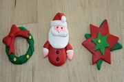 CHRISTMAS MINI MOLD SET 5
