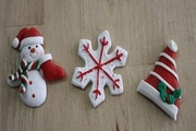 CHRISTMAS MINI MOLD SET 6