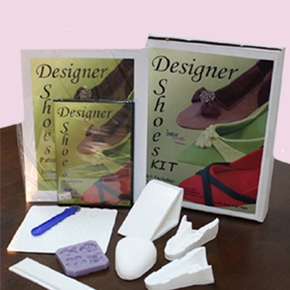 DESIGNER SHOE COMPLETE KIT