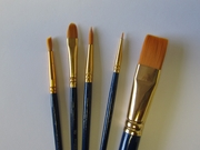 DETAIL BRUSHES (SET OF 5)