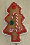 GINGER BREAD CHRISTMAS TREE MOLD