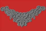 HIBISCUS LACE MOLD