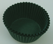HUNTER GREEN MIDI CUPCAKE LINER